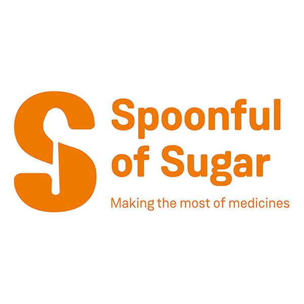 Spoonful of Sugar SoS logo