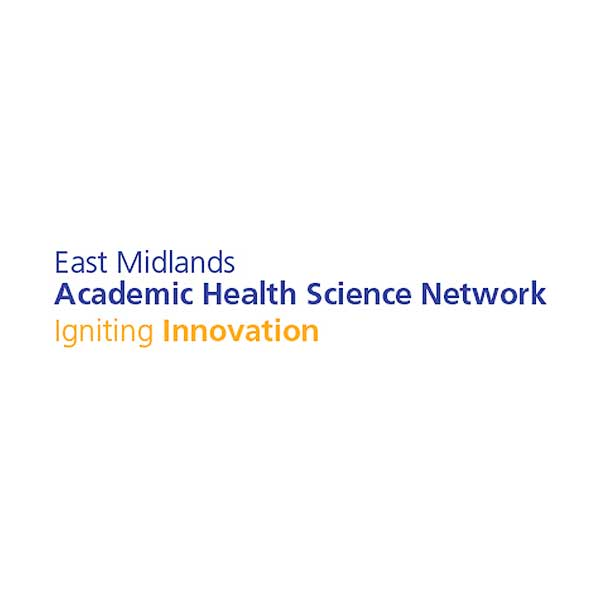 east midlands academic health science network logo