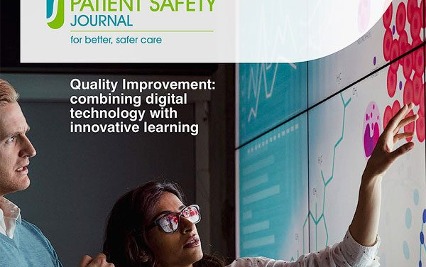 Patient Safety Journal published