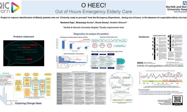 O HEEC! – Out of Hours Emergency Elederly Care